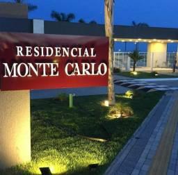 Lotes no Condomínio Monte Carlo - Pronto p/ construir