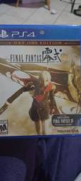 Final fantasy type O ps4