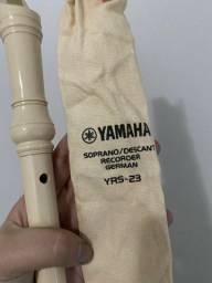 Flauta doce usada