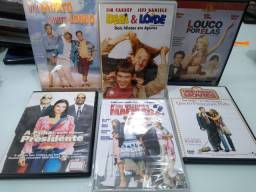 DVD's filmes diversos - comédia