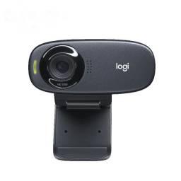 Webcam Logitech C310 Hd 720p Youtuber Streamer Com Mic