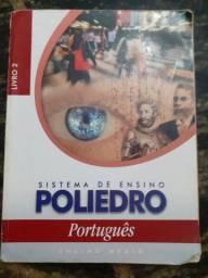 Livro Sistema de Ensino Poliedro Português