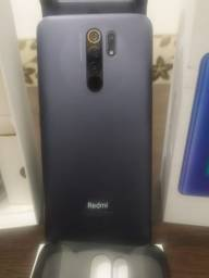Xiaomi Redmi 9 = 4 GB de RAM / 64 Gb de memória