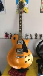 Guitarra Golden - modelo Les Paul