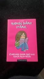 Livro Querido Diário Otário - É melhor fingir que isso nunca aconteceu