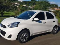 Agio Nissan March 1.0 12V S (Flex) 2017 Parcelas de R$549,00