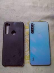 Xiaomi Redmi note 8 (troco em iPhone)