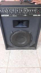 Caixa Amplificada Wattsom NPRC 500
