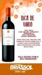 Vinho importado Chile é Argentina
