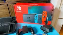 Nintendo Switch - Somente Venda!