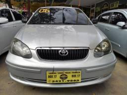 Corolla 1.8 XEI (VD BLINDADO) 2004 Entr : R$ 4.000 48 x R$ 465,00 primeira para 60 dias