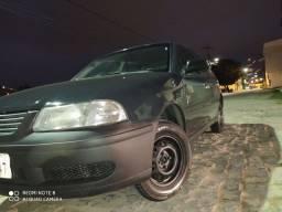 Gol G3 4 portas R$12.300,(4 pneus novos gasolina e álcool, muito econômico 1.0 8 v