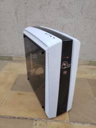 Gabinete Thermaltake Versa N27 Branco + 1 Fan Cooler Master