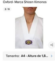 Kimono Oxford A4