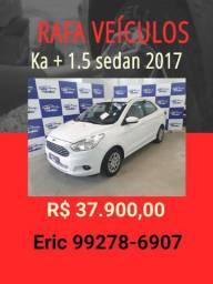 Ka + sedan 1.5 se 2017 R$ 37.900,00 - Eric Rafa Veículos sk8