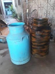 2 latao antigo