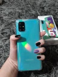Samsung Galaxy A51 semi-novo
