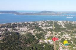 Terreno na praia de Itapoá SC 375M²