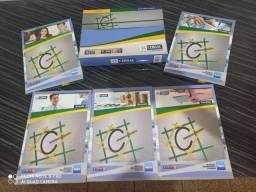 Kit de livros curso Cebrac - Assistente Administrativo Completo