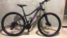 Bicicleta nova / *