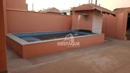 Título do anúncio: Casa com 3 dormitórios à venda, 160 m² por R$ 500.000 - Residencial Panorama - Presidente