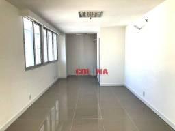 Título do anúncio: Sala para alugar, 27 m² por R$ 1.050/mês - Icaraí - Niterói/RJ