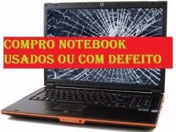 Game notebook tv led com defeito