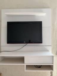 Painel de tv com suporte