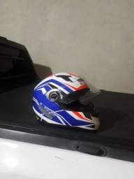 Vendo capacete ls2 novo