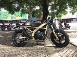 Cafe racer 450 cbr