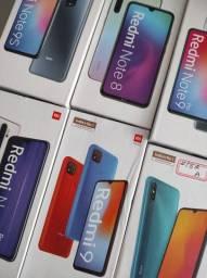 Esse vale! Redmi da Xiaomi.. Novo LACRADO Garantia entrega hj