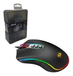 Mouse Gamer Cobra Redragon rgb M711