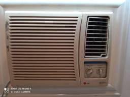 Ar condicionado funcionando muito bem