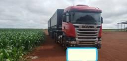 Scania r440 2014 com retarder