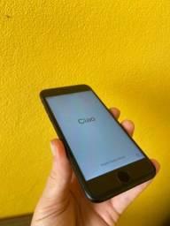 Título do anúncio: iPhone 7 preto - 64Gb