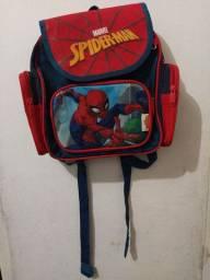 Mochila Spiderman Infantil