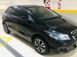 Título do anúncio:  GM Onix LTZ 1.4 Automático 2016 (25.000 Km) Top de Linha