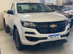 GM S10 2019/2020 CABINE SIMPLES EXTRA KM 56.000 ÚNICO DONO!