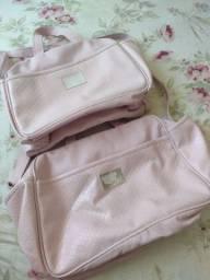 Vendo kit bolsa maternidade,em perfeito estado.