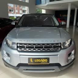 Land Rover Evoque Pure 2014