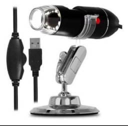 Microscópio profissional digital