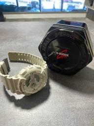 Relógio G-Shock branco Original