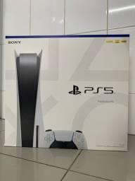 Playstation 5 Blu-ray Edition Novo Lacrado com NF