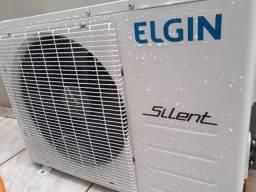 Ar Elgin 12.000 btus quente frio