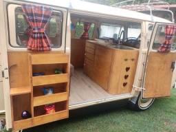Kombi camper home  T2