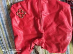 Bolsa vermelha Capodarte