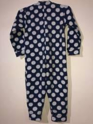 Macacão pijama soft tamanho 6 Luky Buky