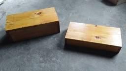 Step em madeira