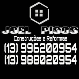 JOEL PISOS Pedreiro Azulegista.