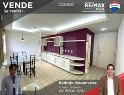 Apartamento à venda com 2 dormitórios em Neópolis, Natal cod:AP1547